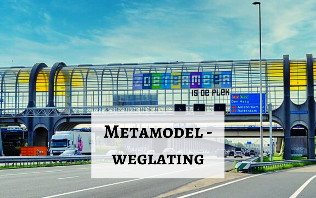 NLP Metamodel – weglating